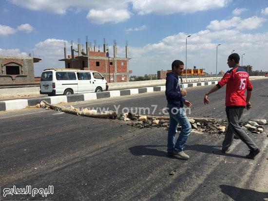 كوبرى -طريق المحلة- كفر الشيخ (10)