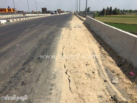كوبرى -طريق المحلة- كفر الشيخ (11)