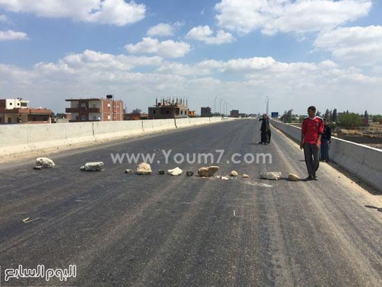 كوبرى -طريق المحلة- كفر الشيخ (8)