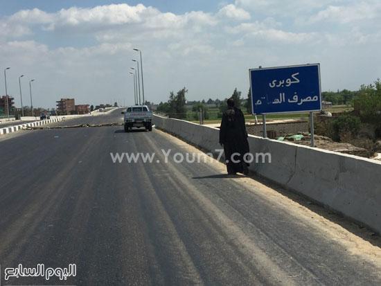 كوبرى -طريق المحلة- كفر الشيخ (9)
