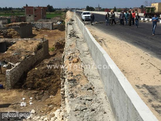 كوبرى -طريق المحلة- كفر الشيخ (12)