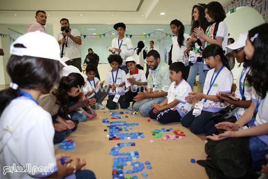 ملتقى الشارقة للأطفال ينمى مواهب الصغار بتوعيتهم بالقضايا الاجتماعية (1)