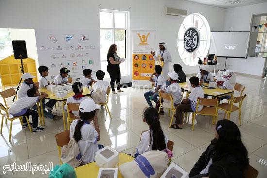 ملتقى الشارقة للأطفال ينمى مواهب الصغار بتوعيتهم بالقضايا الاجتماعية (2)