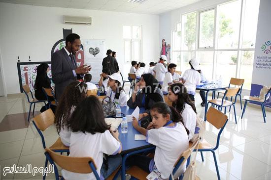 ملتقى الشارقة للأطفال ينمى مواهب الصغار بتوعيتهم بالقضايا الاجتماعية (3)