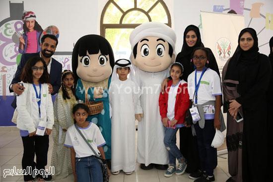 ملتقى الشارقة للأطفال ينمى مواهب الصغار بتوعيتهم بالقضايا الاجتماعية (4)