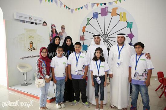 ملتقى الشارقة للأطفال ينمى مواهب الصغار بتوعيتهم بالقضايا الاجتماعية (5)