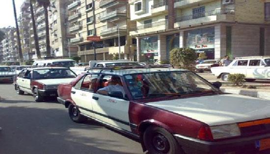 وقفة-سائقى-التاكسى-(1)