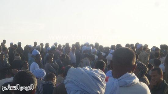 جنازة الملازم أول أحمد عبد الله   (1)