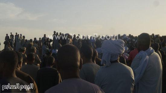 جنازة الملازم أول أحمد عبد الله   (2)