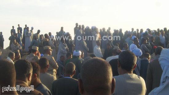 جنازة الملازم أول أحمد عبد الله   (3)