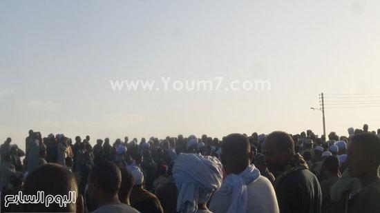 جنازة الملازم أول أحمد عبد الله   (4)