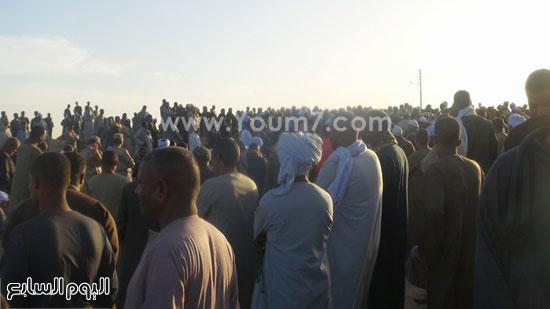 جنازة الملازم أول أحمد عبد الله   (5)