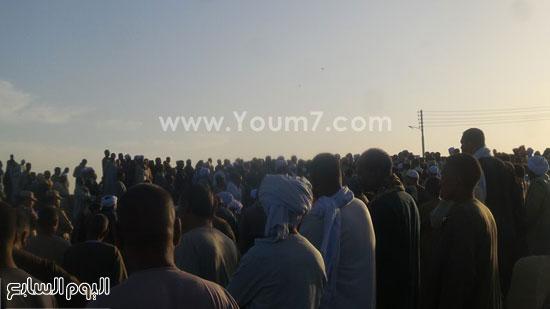 جنازة الملازم أول أحمد عبد الله   (6)