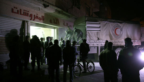 الامم المتحده اخبار العرب اخبار العرب اليوم اخبار سوريا  سوريا  المساعدات الانسانيه (2)