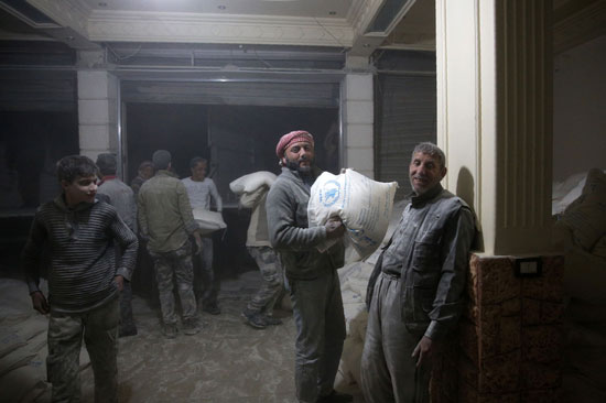 الامم المتحده اخبار العرب اخبار العرب اليوم اخبار سوريا  سوريا  المساعدات الانسانيه (3)