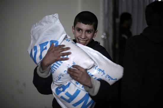 الامم المتحده اخبار العرب اخبار العرب اليوم اخبار سوريا  سوريا  المساعدات الانسانيه (4)