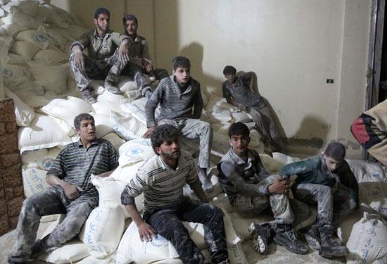 الامم المتحده اخبار العرب اخبار العرب اليوم اخبار سوريا  سوريا  المساعدات الانسانيه (6)