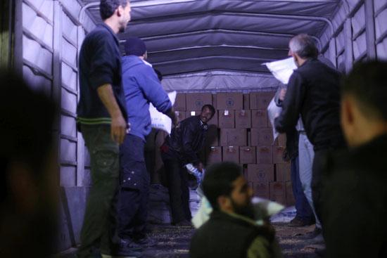 الامم المتحده اخبار العرب اخبار العرب اليوم اخبار سوريا  سوريا  المساعدات الانسانيه (7)