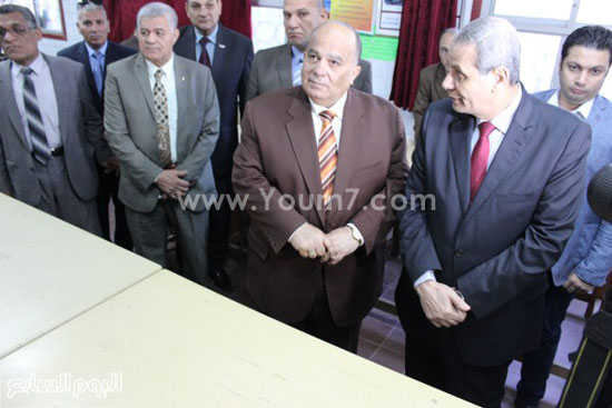 الدكتور الهلالي الشربيني الهلالي وزير التربية والتعليم (2)