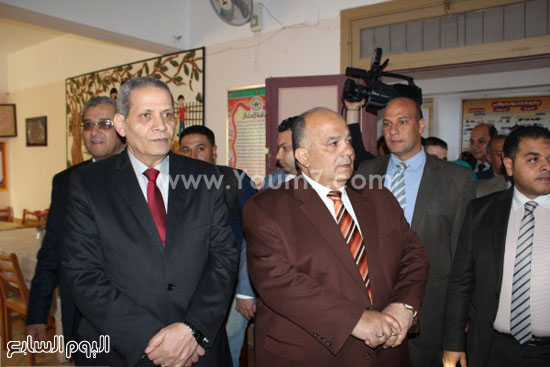 الدكتور الهلالي الشربيني الهلالي وزير التربية والتعليم (3)