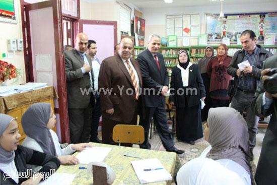 الدكتور الهلالي الشربيني الهلالي وزير التربية والتعليم (4)