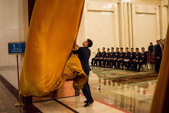 بكين  شى جين بينج اخبار الصين  الصين الحكومة الصينية (12)
