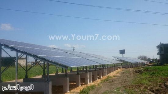 حسام مغازى -وزير الرى-الطاقة الشمسية-رى الأراضى القديمة (1)