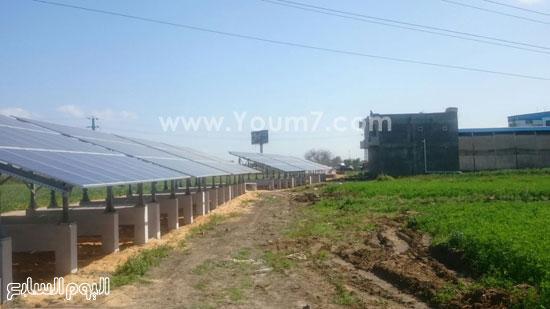 حسام مغازى -وزير الرى-الطاقة الشمسية-رى الأراضى القديمة (2)
