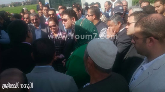 حسام مغازى -وزير الرى-الطاقة الشمسية-رى الأراضى القديمة (3)