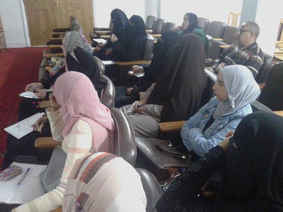 دورة تدريبية بجامعة قناة السويس (2)