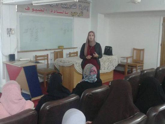 دورة تدريبية بجامعة قناة السويس (3)