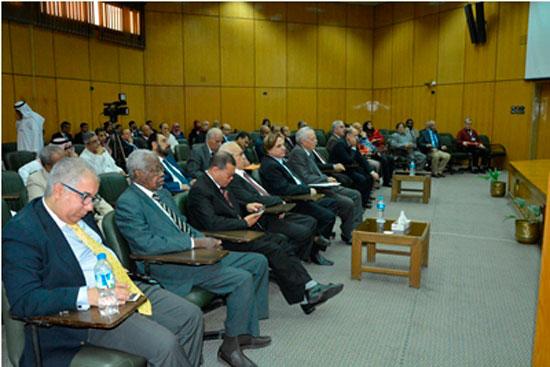 المؤتمر الدولى لدور الإعلام فى التصدى للإرهاب (6)