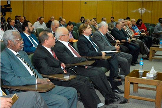 المؤتمر الدولى لدور الإعلام فى التصدى للإرهاب (14)