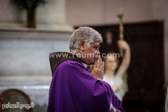 قداس الشاب الإيطالى هشام زعزوع السياحة وازارة السياحة ايطاليا (5)