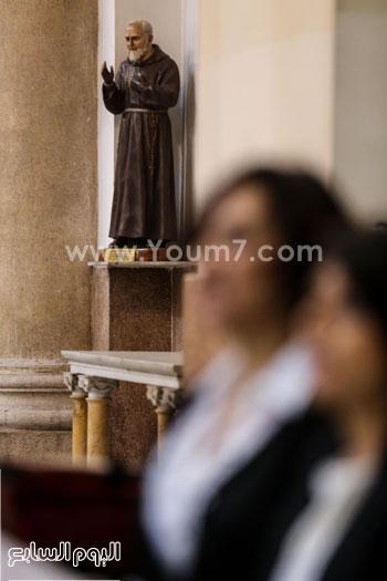 قداس الشاب الإيطالى هشام زعزوع السياحة وازارة السياحة ايطاليا (19)