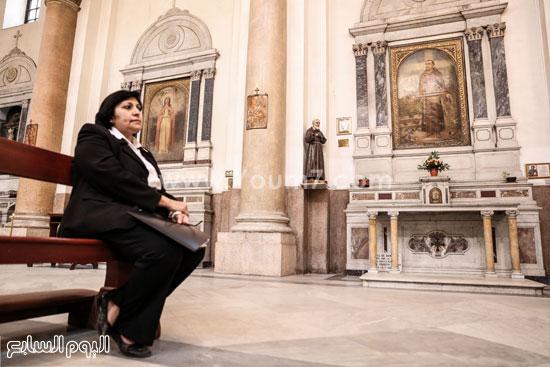 قداس الشاب الإيطالى هشام زعزوع السياحة وازارة السياحة ايطاليا (32)
