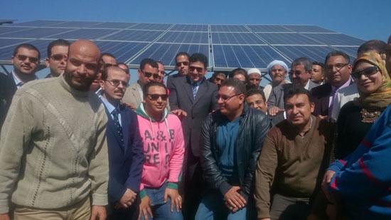 الدكتور حسام مغازى وزير الموارد المائية والرى (8)