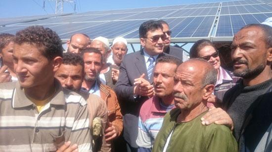 الدكتور حسام مغازى وزير الموارد المائية والرى (9)