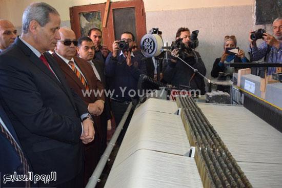 الدكتور الهلالى الشربينى الهلالى، وزير التربية والتعليم (1)