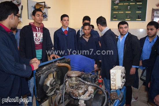 الدكتور الهلالى الشربينى الهلالى، وزير التربية والتعليم (2)