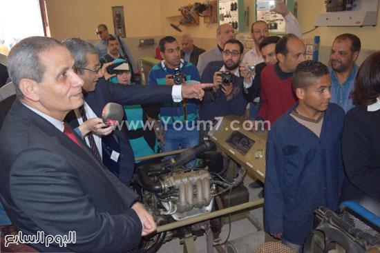 الدكتور الهلالى الشربينى الهلالى، وزير التربية والتعليم (3)
