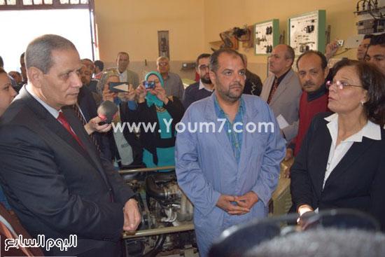الدكتور الهلالى الشربينى الهلالى، وزير التربية والتعليم (4)
