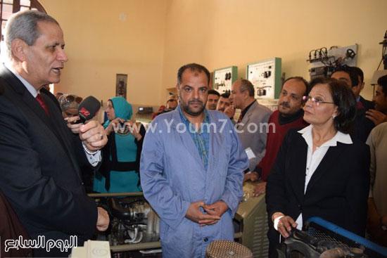 الدكتور الهلالى الشربينى الهلالى، وزير التربية والتعليم (5)
