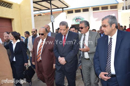 الدكتور الهلالى الشربينى الهلالى، وزير التربية والتعليم (6)