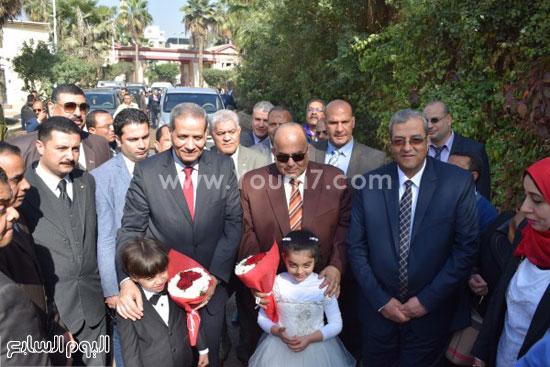 الدكتور الهلالى الشربينى الهلالى، وزير التربية والتعليم (10)