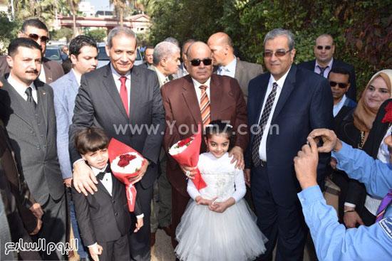 الدكتور الهلالى الشربينى الهلالى، وزير التربية والتعليم (9)