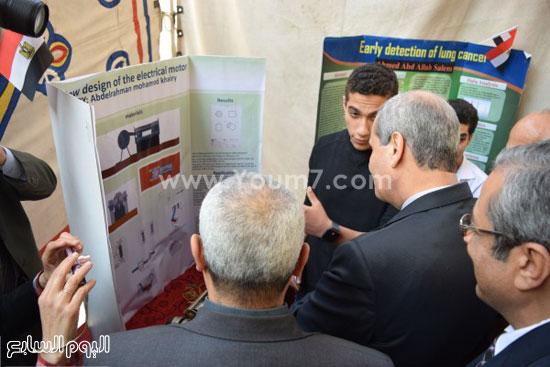 الدكتور الهلالى الشربينى الهلالى، وزير التربية والتعليم (12)