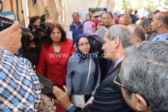 الدكتور الهلالى الشربينى الهلالى، وزير التربية والتعليم (18)