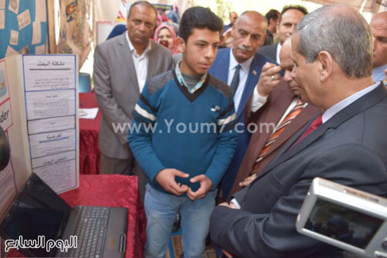 الدكتور الهلالى الشربينى الهلالى، وزير التربية والتعليم (20)