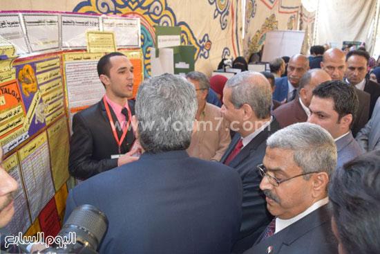 الدكتور الهلالى الشربينى الهلالى، وزير التربية والتعليم (22)